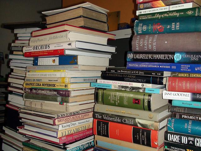 Too Many Books, So LittleTime